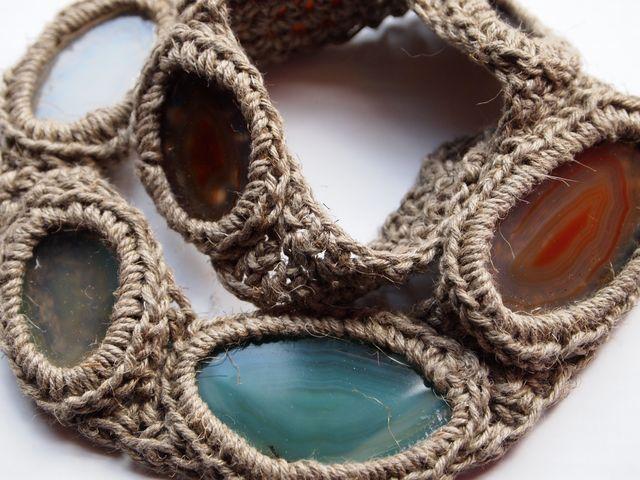 oglądasz zdjęcia z galerii: Kolorowe agaty